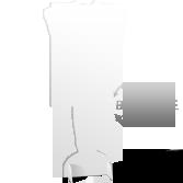 Sagomato BIFACCIALE personalizzato in laminil 10mm con piedini | tictac.it