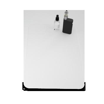 Tappetino in Pvc e Poliestere 50x30h cm per sigaretta elettronica | tictac.it