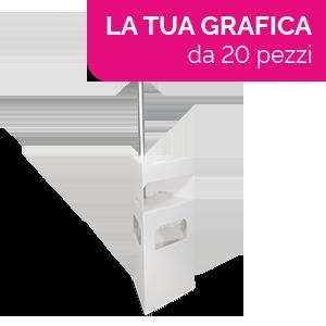Piantana igienizzante personalizzabile | tictac.it