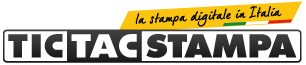 TicTac Stampa – stampa digitale in Italia | tictac.it