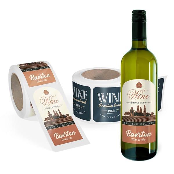 Etichette vino | tictac.it
