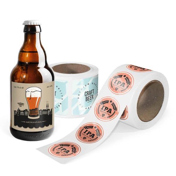 Etichette per birra | tictac.it