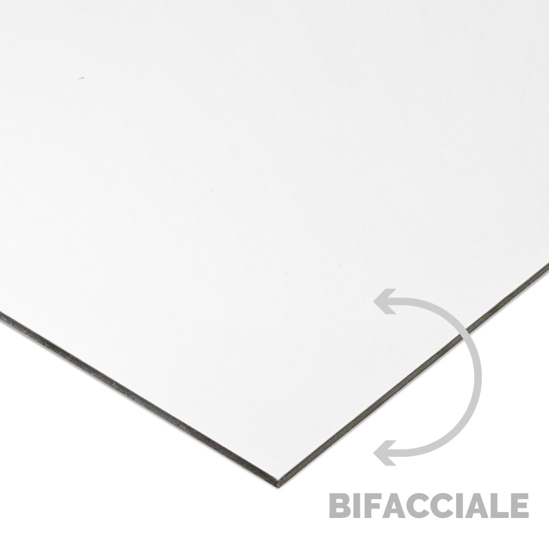 Allubond 3 mm bifacciale | tictac.it
