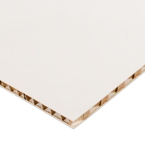 Nidoboard bianco 10 mm | tictac.it