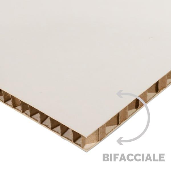Nidoboard bianco 16 mm bifacciale | tictac.it