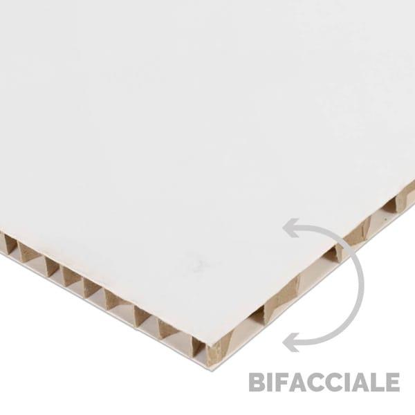 Falconboard bianco 10 mm bifacciale | tictac.it