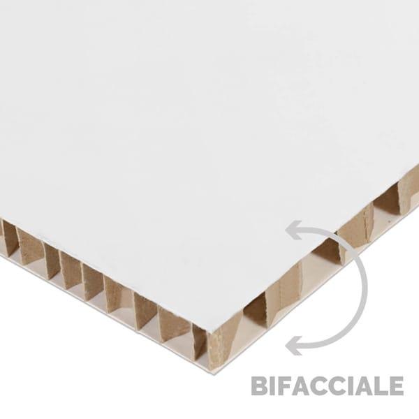 Falconboard bianco 16 mm bifacciale | tictac.it