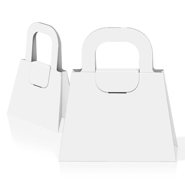 Shopper cartone personalizzabile | tictac.it