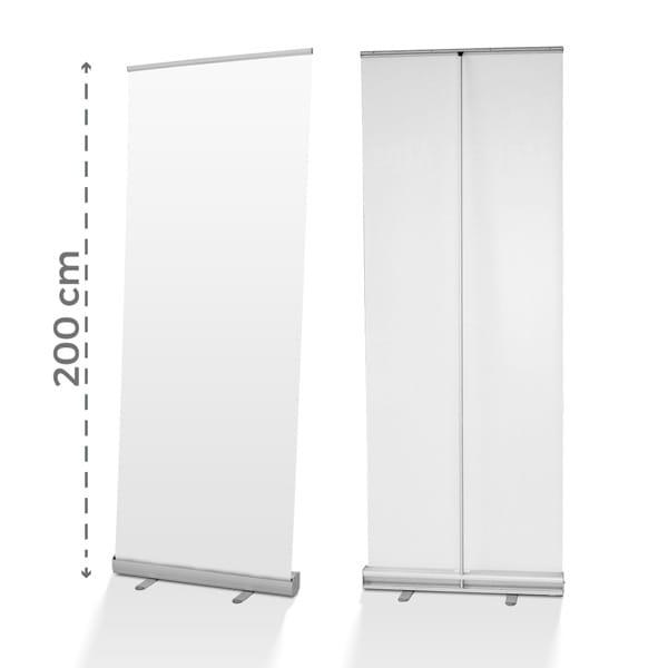 Display Roll Up Plus - 80xh200 | tictac.it