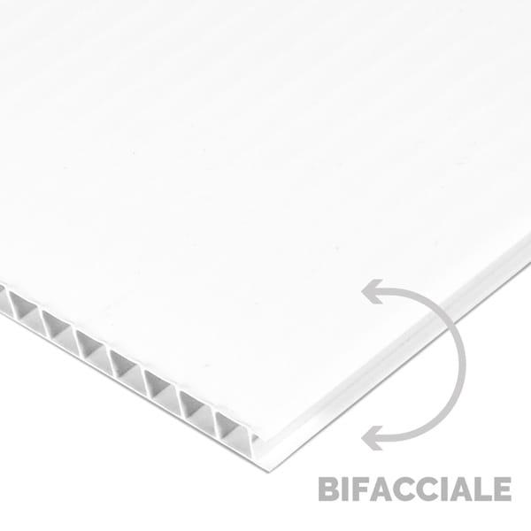 Polionda 10 mm bifacciale | tictac.it