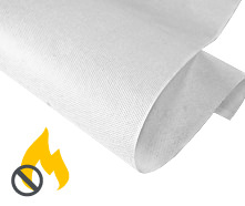 Tessuto per quadri ignifugo personalizzabile | tictac.it
