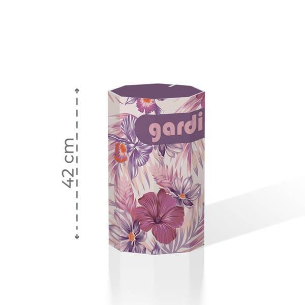 Prisma Ottagono  Piccolo con grafica personalizzata | tictac.it