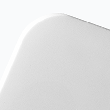 Display PVC A3 orizzontale bianco