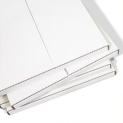 Imballo in cartone separato per ogni singolo pezzo
