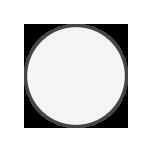 Cerchio 37x37 cm