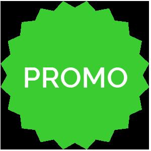 Promo generico verde