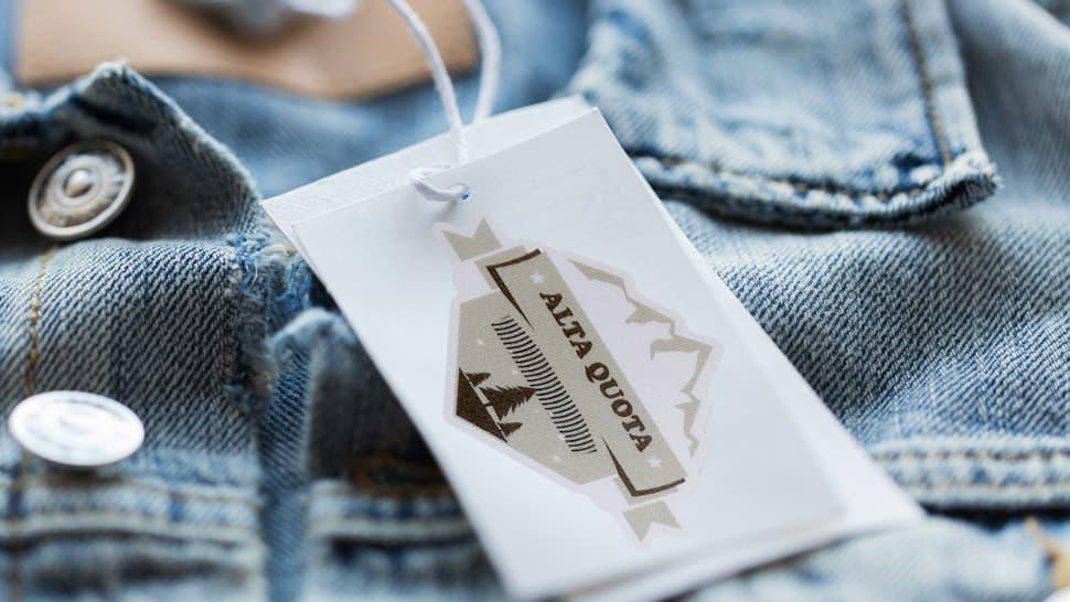Etichette su tessuto | tictac.it