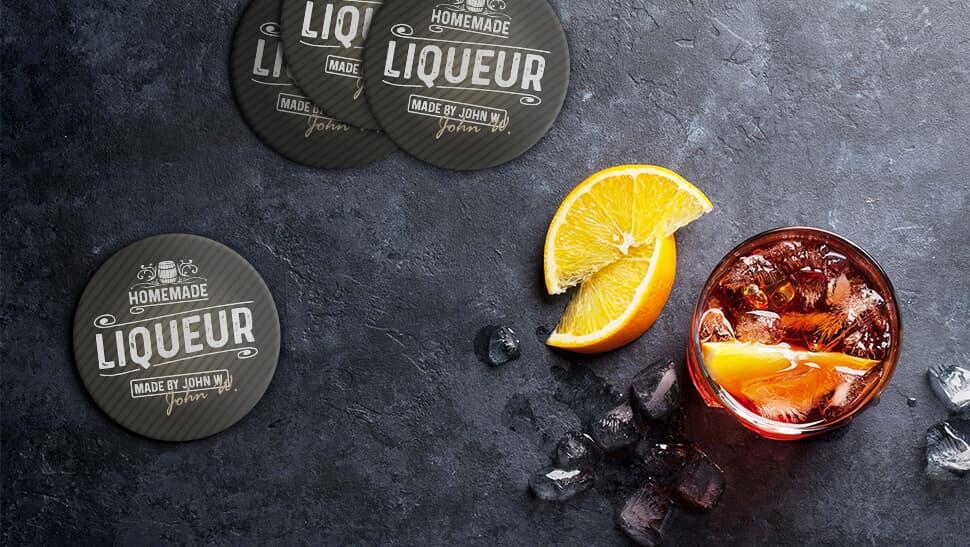 Sottobicchieri per liquori | tictac.it