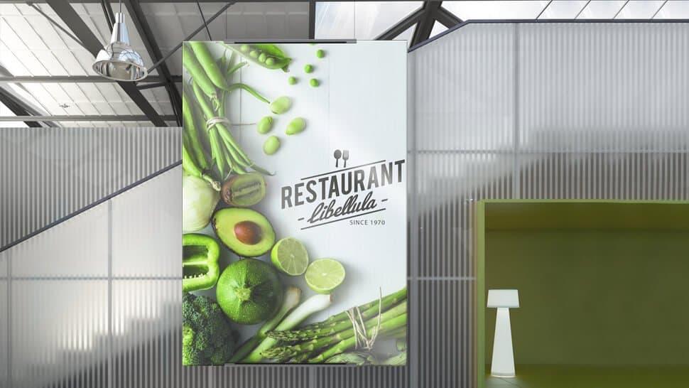 Pannello plexiglass ristorante | tictac.it