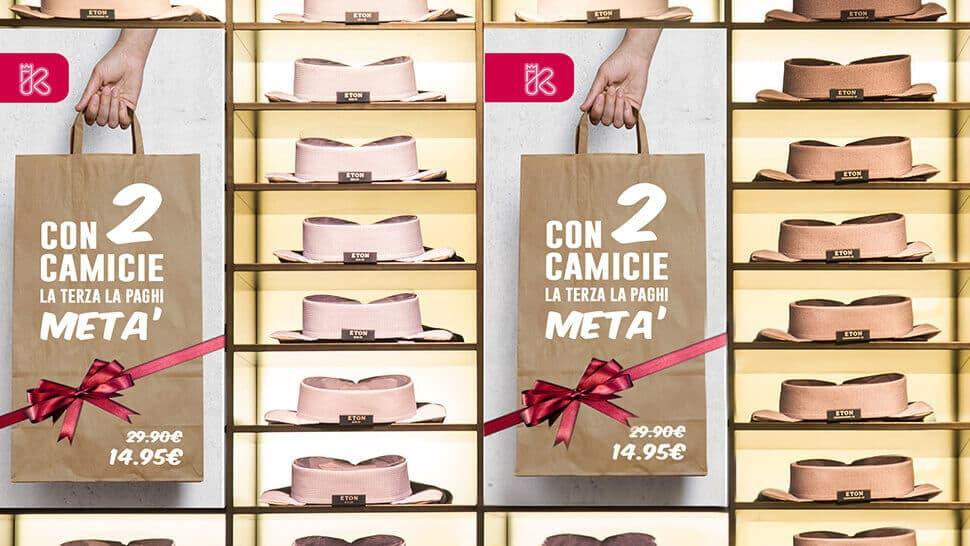Pannello forex personalizzabile per negozi | tictac.it