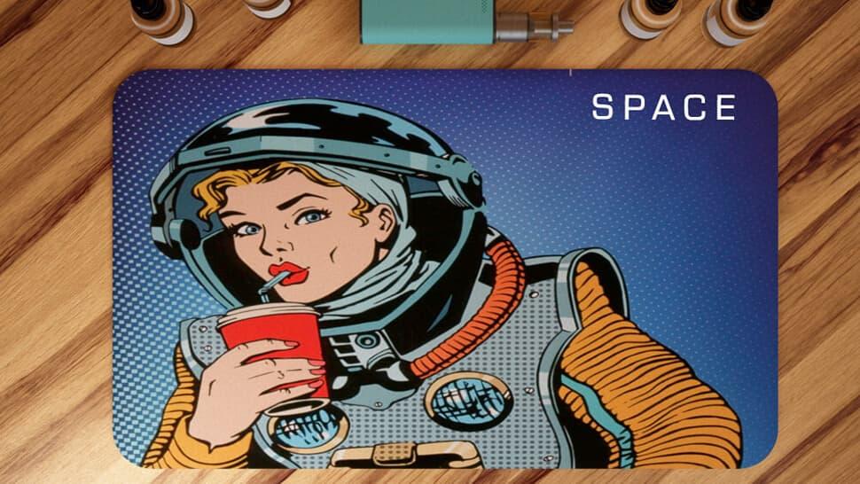 Tapettino rigenerazione svapo Space | tictac.it