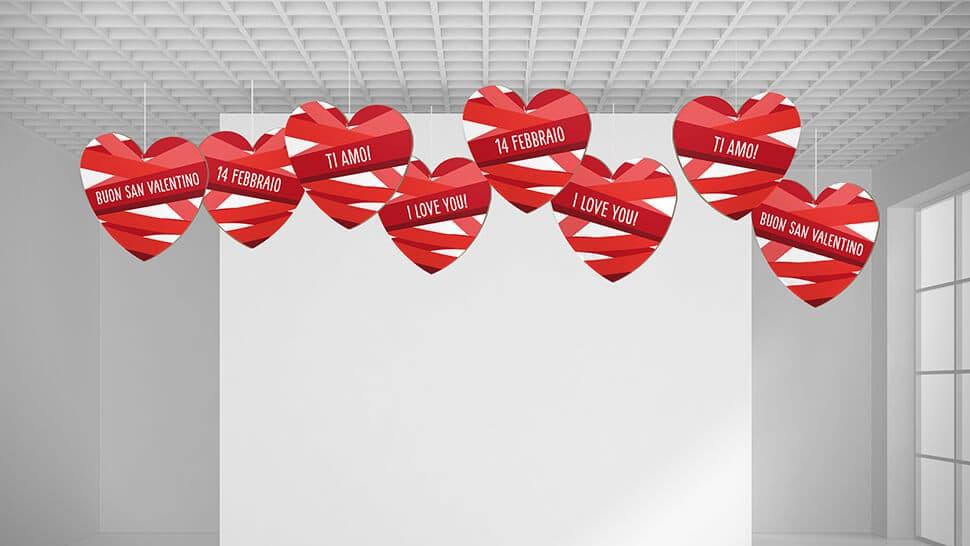 Set Rotair prestampati per San Valentino | tictac.it