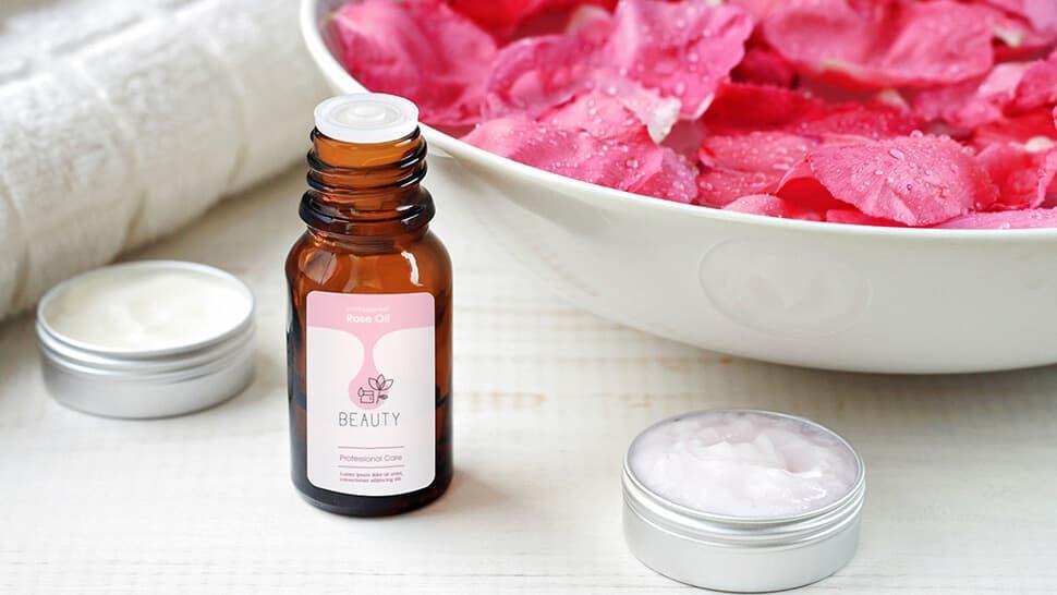 Etichetta oleorepellente per cosmetici  | tictac.it