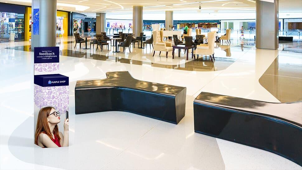 Desk promozionale in cartone | tictac.it