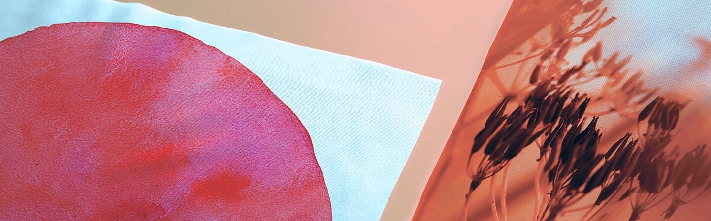 Stampa digitale su tessuto per quadri   tictac.it