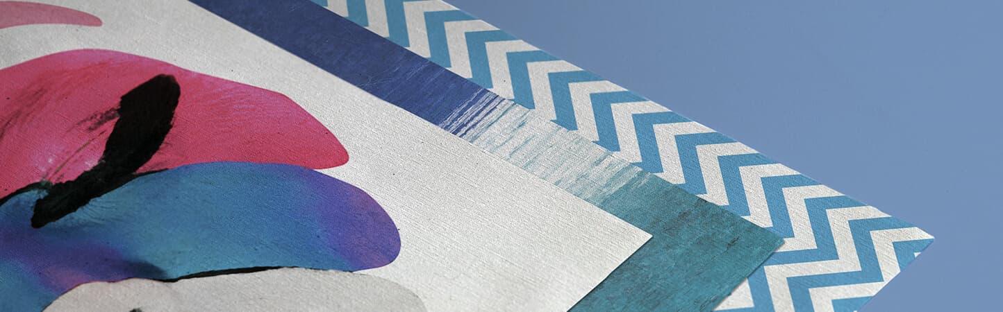 Stampa personalizzata su tessuto Canvas | tictac.it