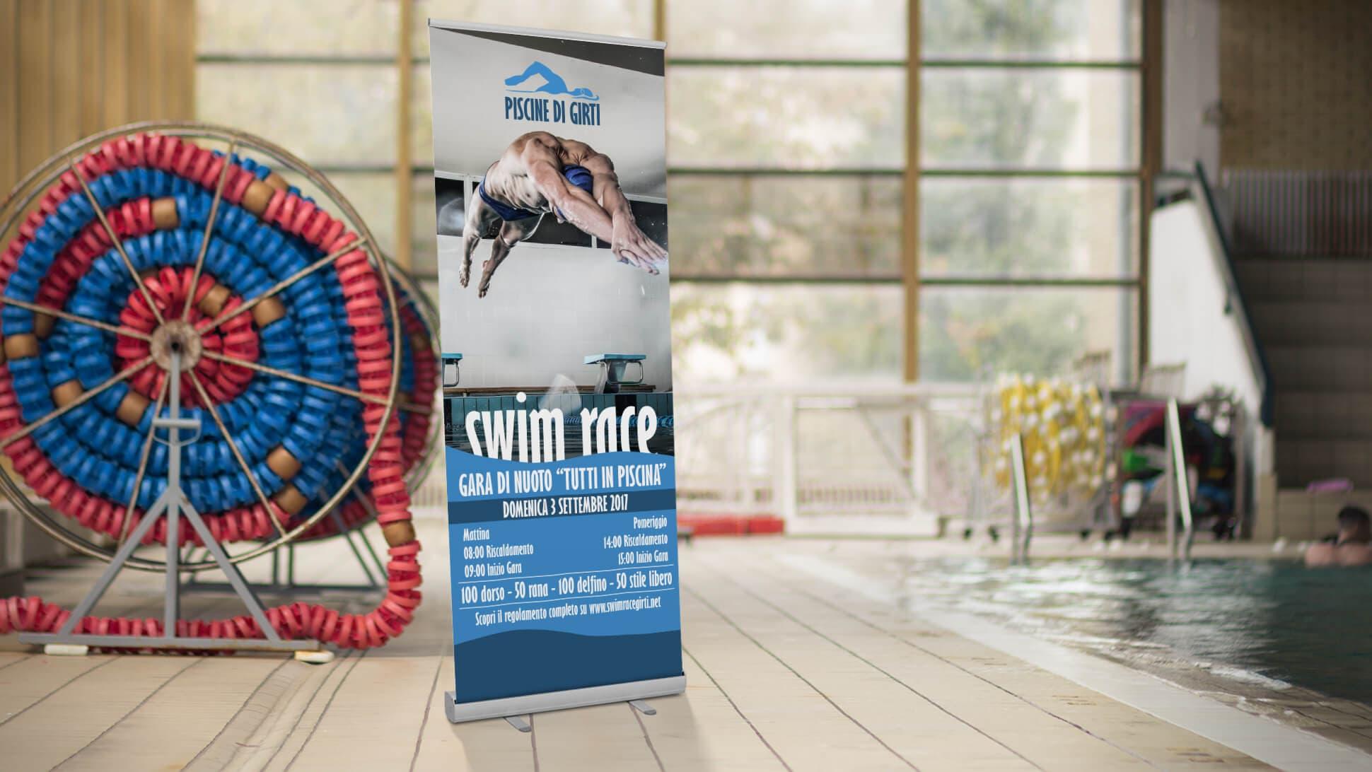 Roll Up per piscine, palestre e attività di vario genere | tictac.it