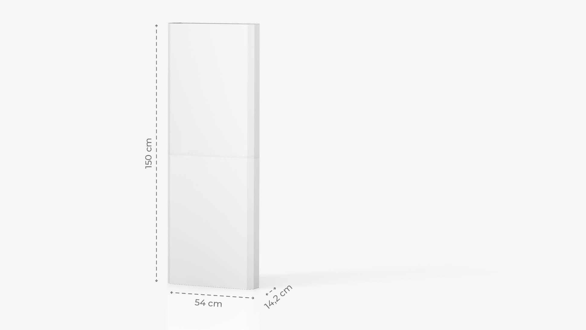 Antitaccheggio h150 cm personalizzabile | tictac.it
