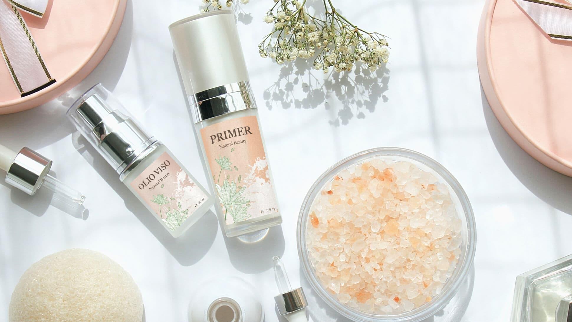 Etichette effetto perla per prodotti cosmetici   tictac.it