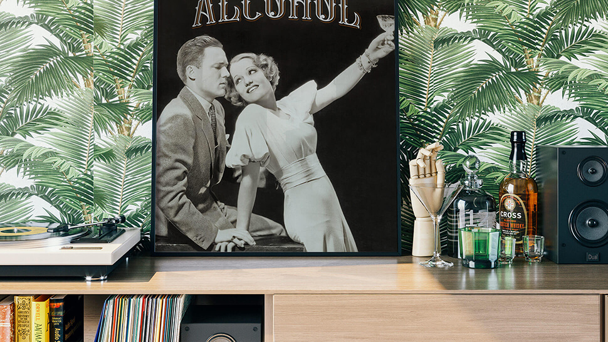 Poster personalizzati per allestimento d'interni   tictac.it