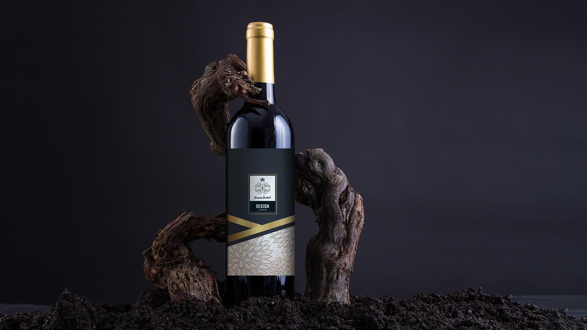 Etichette effetto perla per edizioni speciali vino | tictac.it