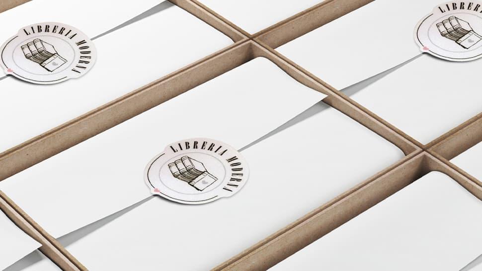 Chiudipacco personalizzato per librerie e cartoleria | tictac.it