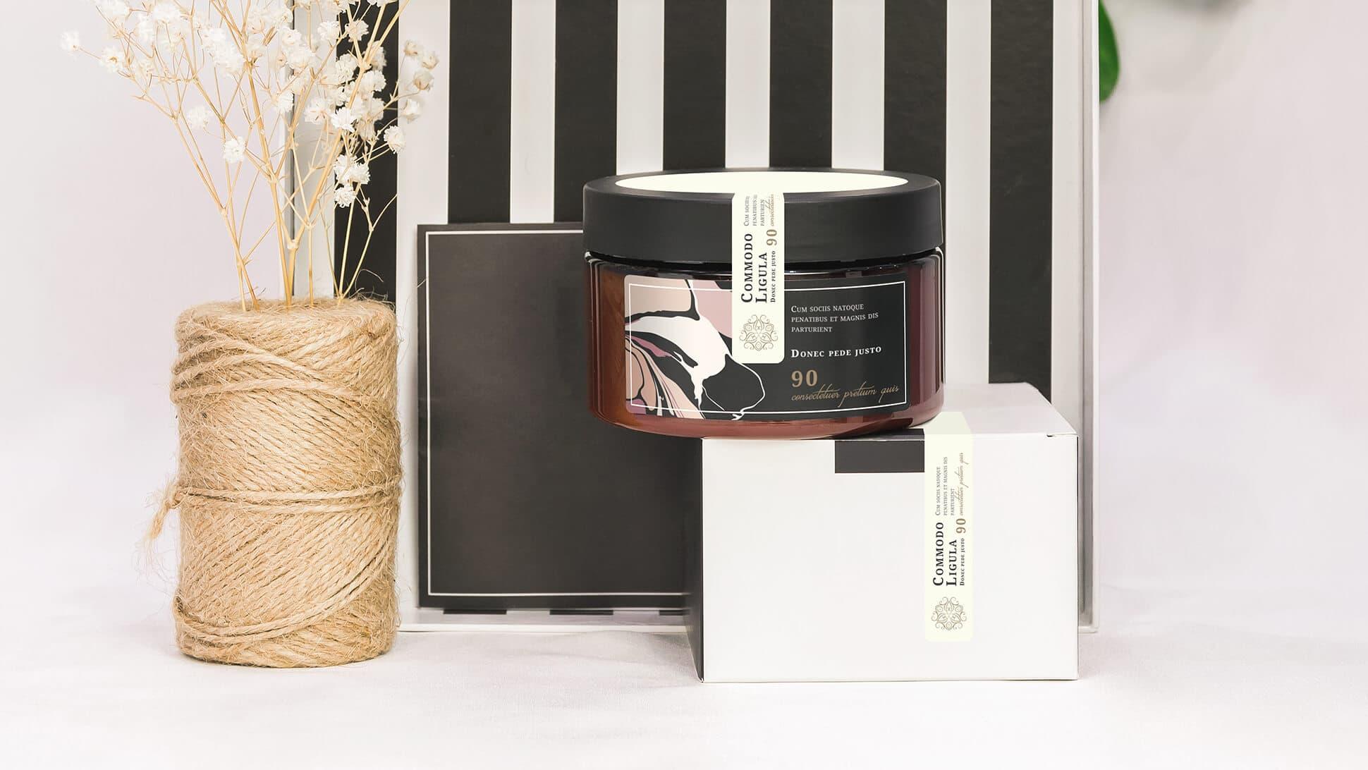 Etichette in bobina per vasetti e flaconi di cosmetica | tictac.it