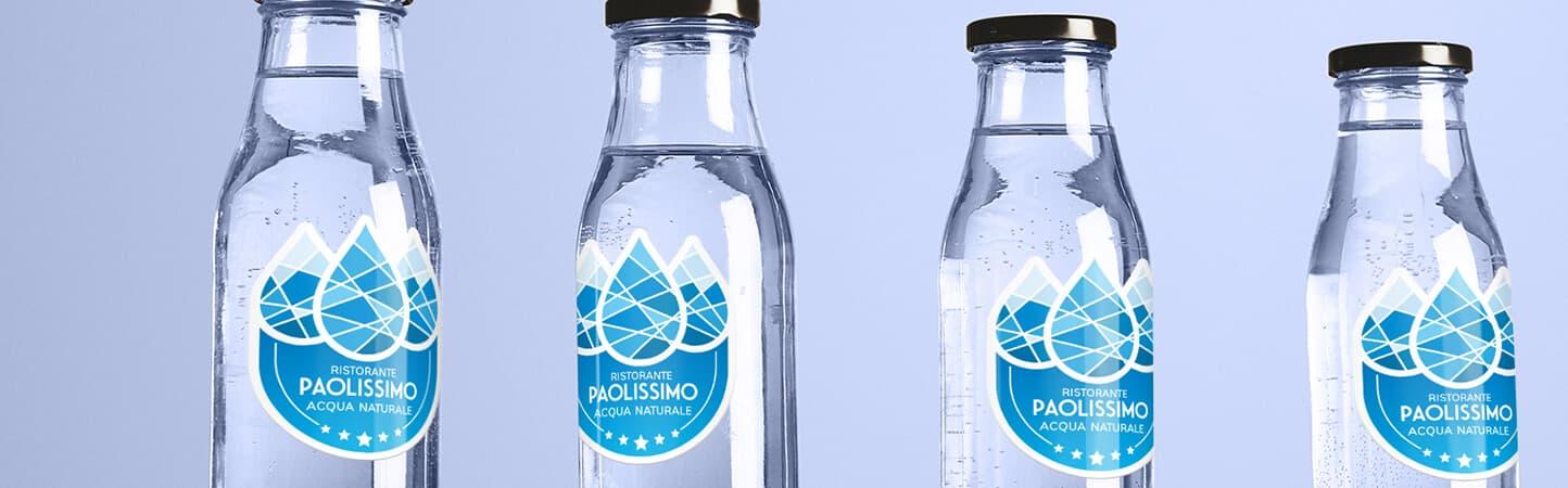Etichette in bobina adatte all'applicazione su bottiglie e vasetti | tictac.it