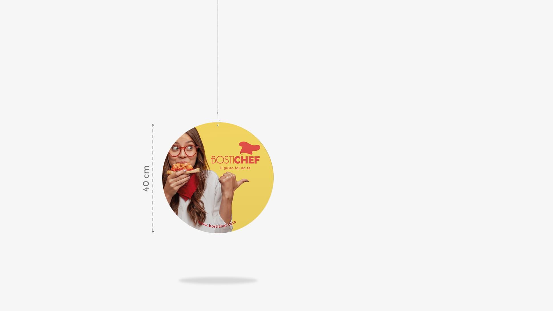 Rotair piccolo con grafica | tictac.it
