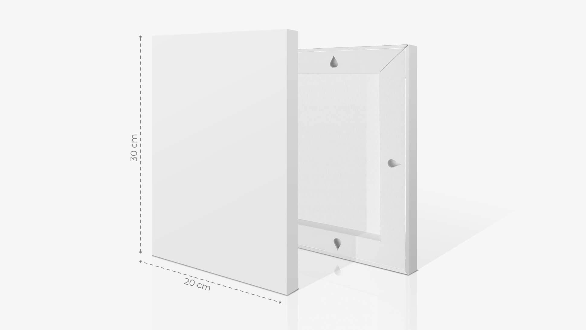 Fotoquadro 20x30 cm | tictac.it