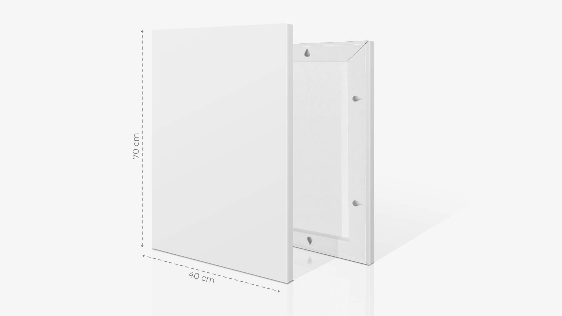 Fotoquadro 40x70 cm | tictac.it