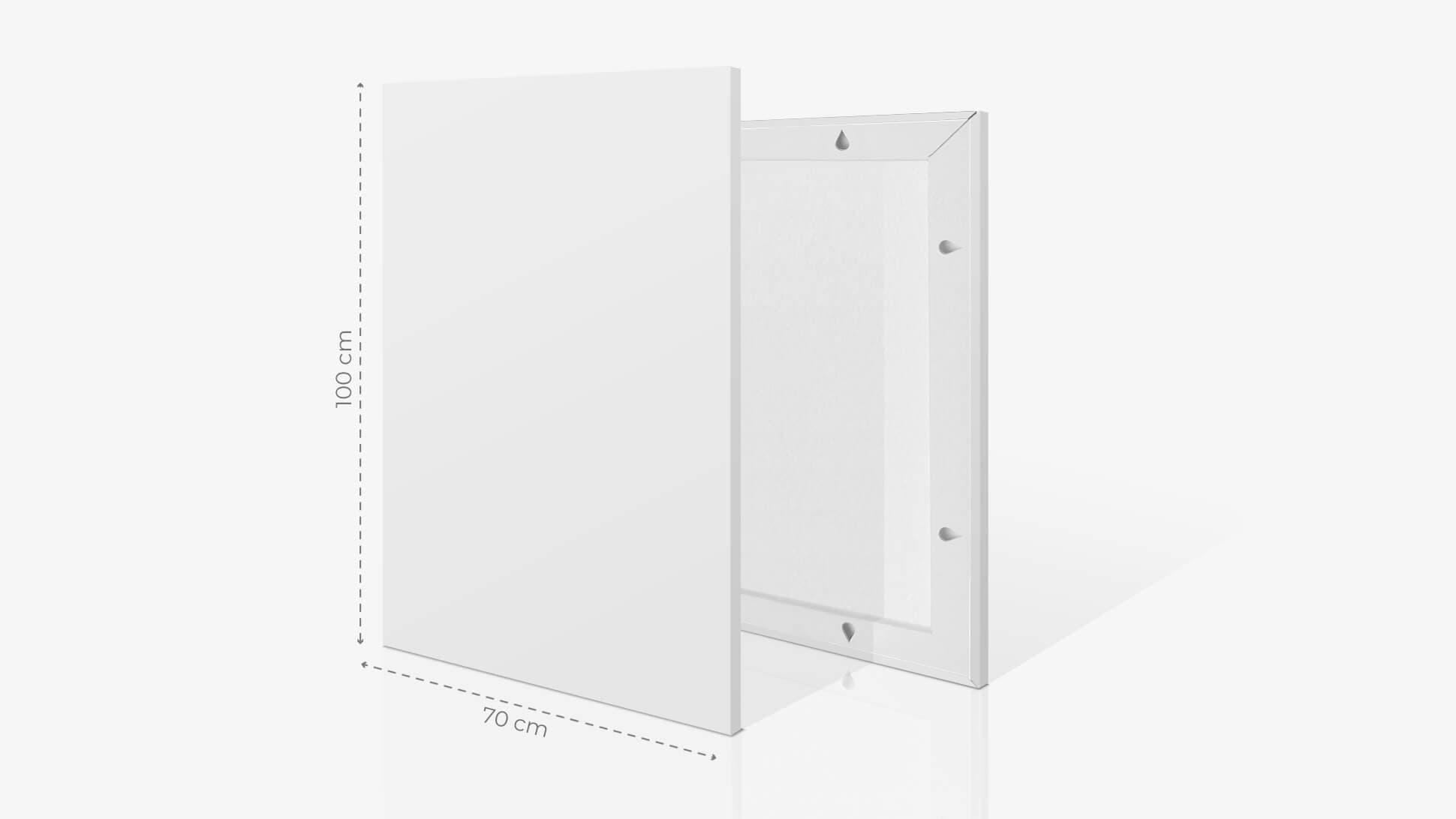 Fotoquadro 70x100 cm | tictac.it