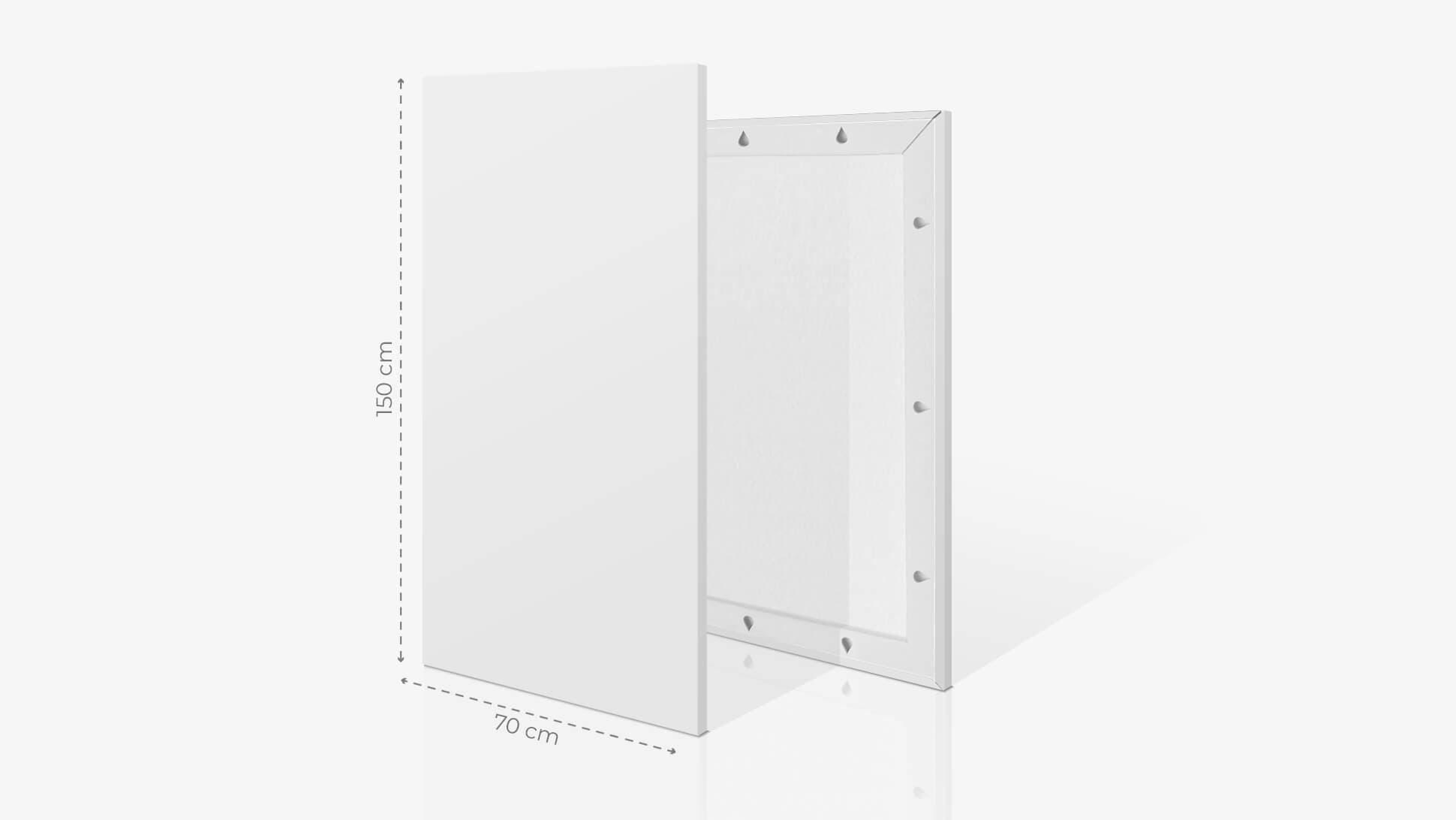 Fotoquadro 70x150 cm | tictac.it