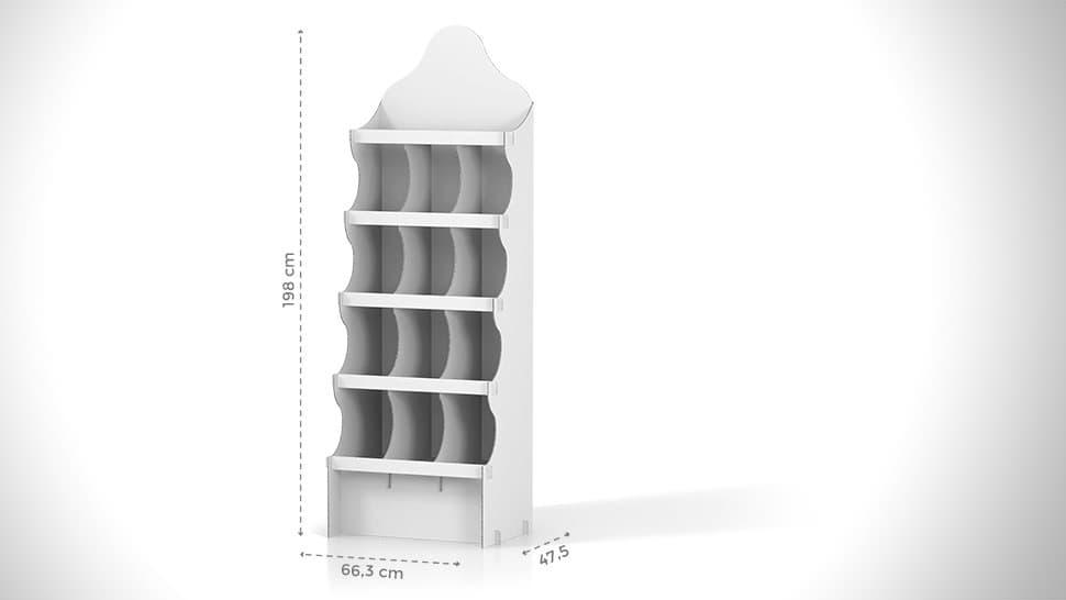 Portadolciumi personalizzato in cartone | tictac.it