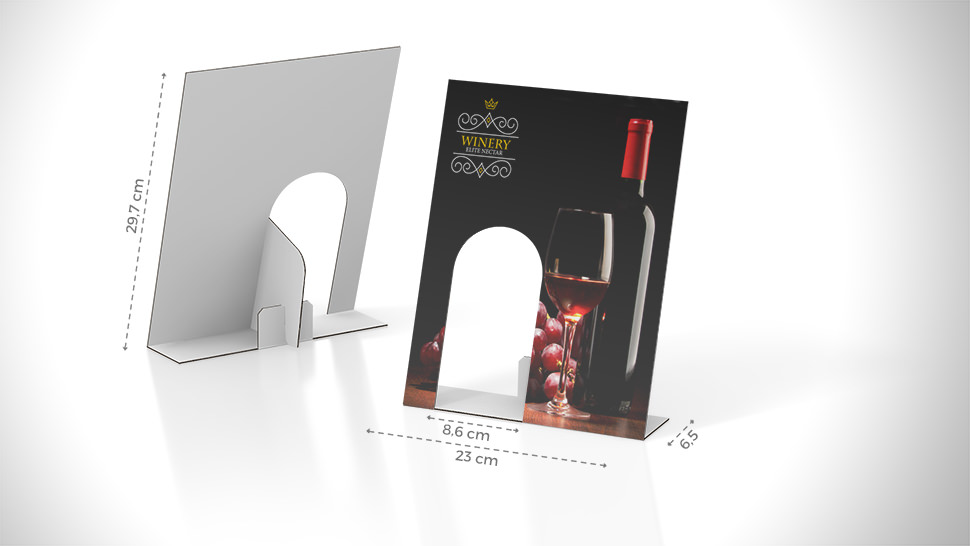 Display vino da banco | tictac.it