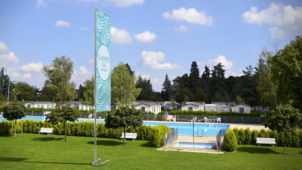 Bandiera a vela 250 cm | tictac.it