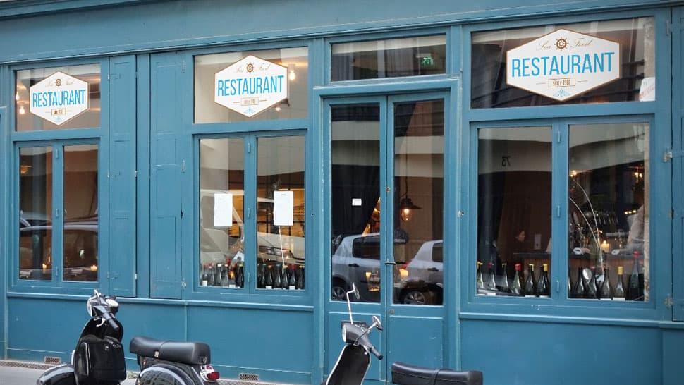 Adesivi per vetrine di ristoranti | tictac.it