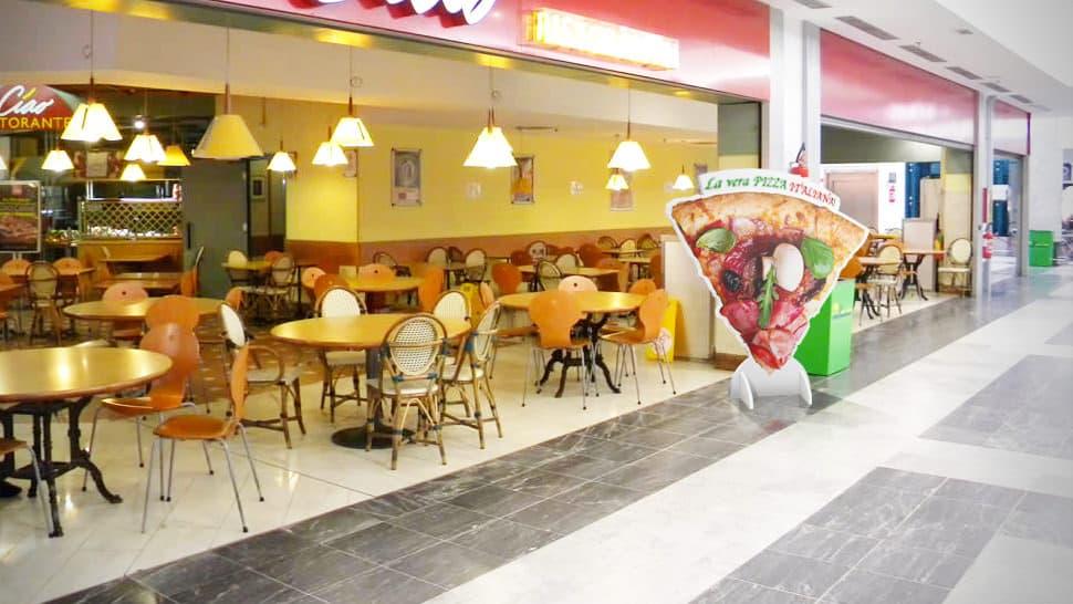 Sagomato in polionda per ristorante | tictac.it