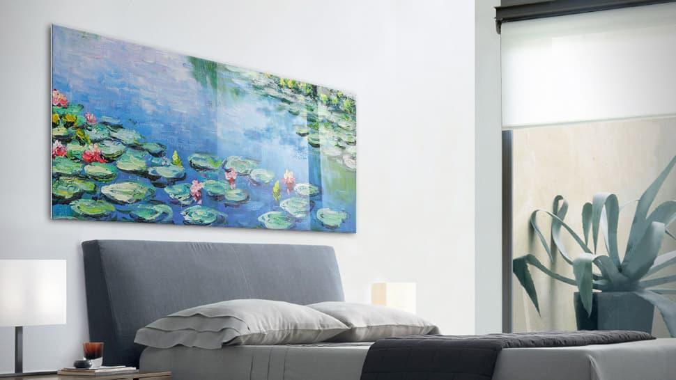 Pannello vetro acrilico 70x170 cm | tictac.it
