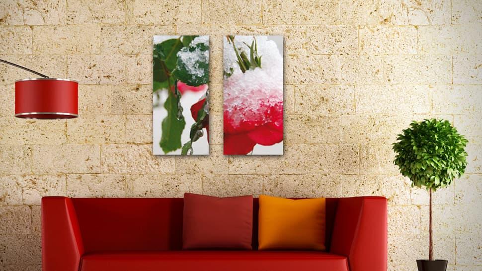 Fotoquadri 20x40 cm | tictac.it